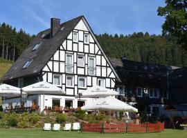 Forellenhof, hotel en Bad Berleburg