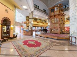 Hotel & Museum Dona Gracia, hotel in Tiberias