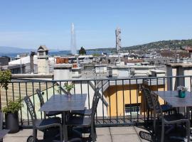 Hôtel Bel'Espérance, hotel in Geneva