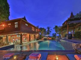 Presidential Grand Thai Villa, отель в Чонгмон-Бич