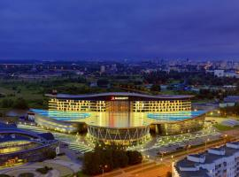 Minsk Marriott Hotel, hotel in Minsk