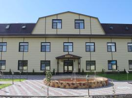 Hotel Onego, hotel in Pudozh