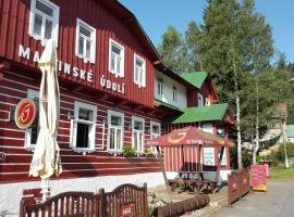Pension Martinské údolí, hotel v destinaci Kořenov