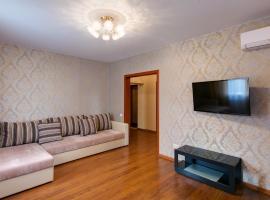 Azbuka Apartments at Tsuryupy 44/2, apartment in Ufa