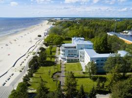 Rannahotell, hotell sihtkohas Pärnu