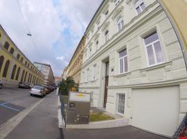Hotel Aton, hotel en Graz