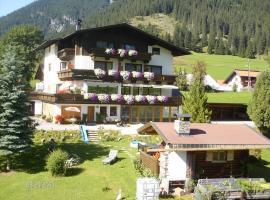 Gästehaus Bergland, guest house in Berwang