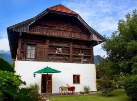 Haus am Salinenweg, Hotel in der Nähe von: Hochplattenbahn, Grassau