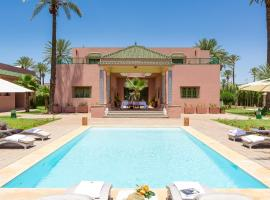 Domaine Abiad, Hotel in Marrakesch