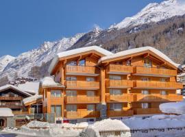 Hotel Aristella Swissflair, hotel near Zermatt Railway Station, Zermatt