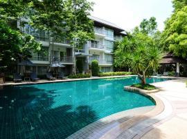 The Park Nine Hotel Srinakarin, hotel in Bangkok