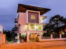 Treebo Trend Oleander Serviced Apartments,Coorg, hotel in Madikeri