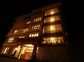 Hotel Tarayana Grand, resort in Gangtok
