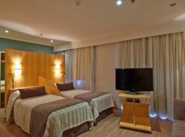 Transamerica Executive Moema, hotel near Ciccillo Matarazzo Pavilion, Sao Paulo