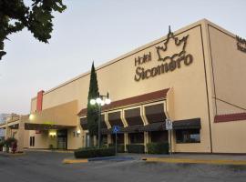 Hotel Sicomoro, hotel in Chihuahua