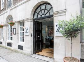 The Z Hotel Victoria, hotel in London