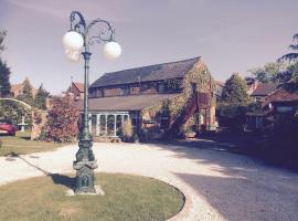 RolandsCroft Guest House, hotel near Nostell Priory, Pontefract