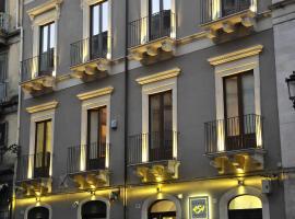 Etnea 454 Catania Luxury Rooms, hotel accessibile a Catania