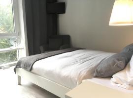 Midi Inn Parkhotel Mitte, δωμάτιο σε οικογενειακή κατοικία στο Βερολίνο