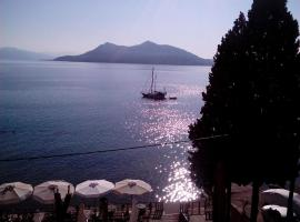 Hotel Romantica, hotel a Loutra Edipsou