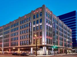 SpringHill Suites by Marriott Milwaukee Downtown, hotel in Milwaukee