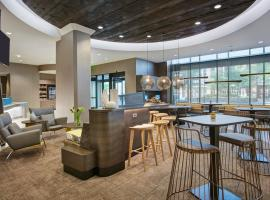 SpringHill Suites by Marriott Milwaukee Downtown, hotel v destinaci Milwaukee