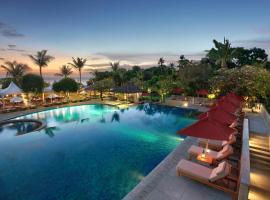 Bali Niksoma Boutique Beach Resort, spa hotel in Legian