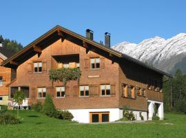 Haus Felder Schoppernau, hotel in Schoppernau