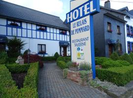 Hotel Le Relais de Pommard, hotel in Francorchamps