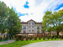 Гостиница Геркулес, отель в Зеленоградске