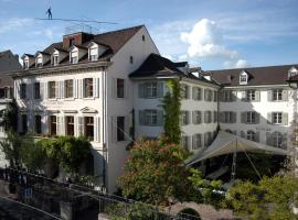 Gast - und Kulturhaus Der Teufelhof Basel, hotel in Basel