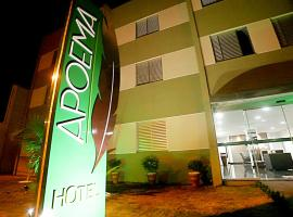 Apoema Hotel, hotel em Cuiabá