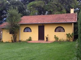 Passarim Chalé, self catering accommodation in Monte Verde
