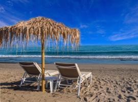 Alexia Beach Hotel, hotel near Platanias Square, Agia Marina Nea Kydonias
