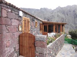Masca - Casa Rural Morrocatana - Tenerife, cabin in Masca