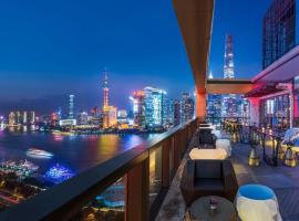 Wanda Reign on the Bund, Hotel in Shanghai