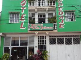 Hotel Villa Johana, hotel in Villavicencio