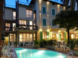 Hotel Reale, hotel a Montecatini Terme