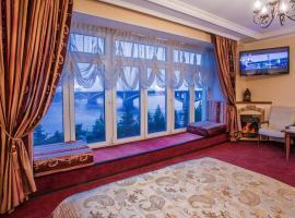Гостиница Огни Енисея, hotel in Krasnoyarsk