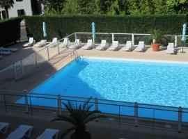 Appartement standing avec piscine, hôtel à Ciboure près de: Gare de Saint-Jean-de-Luz