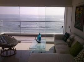 Apartamento Playa Señoritas, hotel with jacuzzis in Punta Hermosa