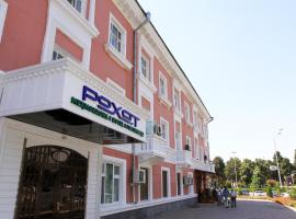 Rohat Hotel, hotel in Dushanbe
