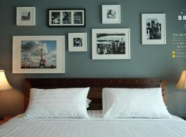 The Brown House Hotel, hotel in Chachoengsao