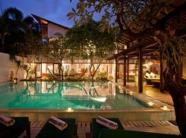 Villa Casis by Nagisa Bali, hotel in Sanur