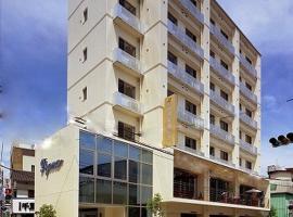 Kochi Ryoma Hotel, hotel in Kochi