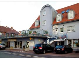 Hotel-Cafe Demling, hotel near Botanic Garden Würzburg, Randersacker