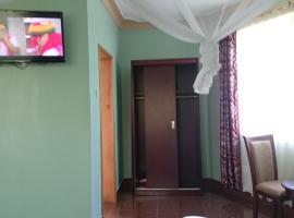 Asamar Country Resort, hotel in Mbarara