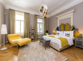 EMPIRENT Grand Central Apartments – apartament z obsługą w Pradze