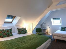 Hôtel Le Collonges, hotel in Brive-la-Gaillarde