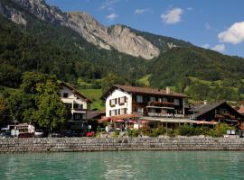 Hotel Brienzerburli, hotel in Brienz